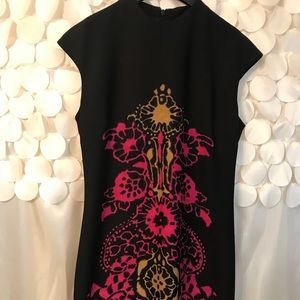 Nine West Abstract Cocktail Dress